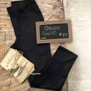 💥🆕 Chico's AMAZING pants NWOT‼️Size 1.5